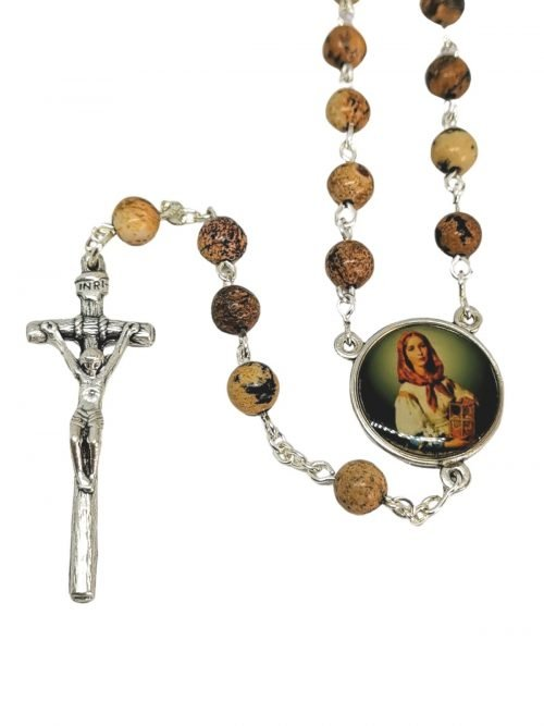St Dymphna Rosary