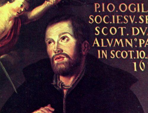 St John Ogilvie Martyr and Priest