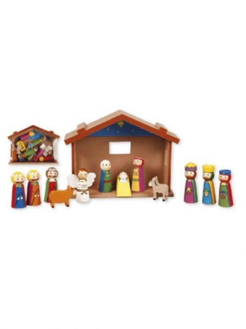 Childrens Nativity Set