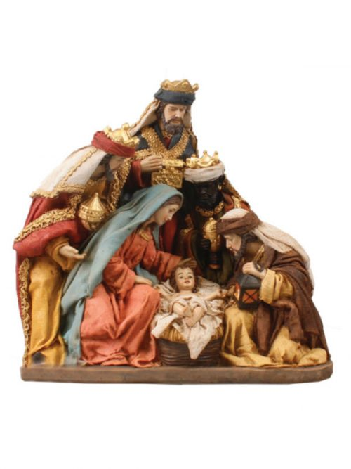 Three kings statue